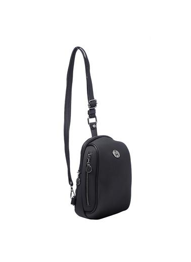TH Bags   Kadın Bel Çantası Th-Yk9948  Siyah